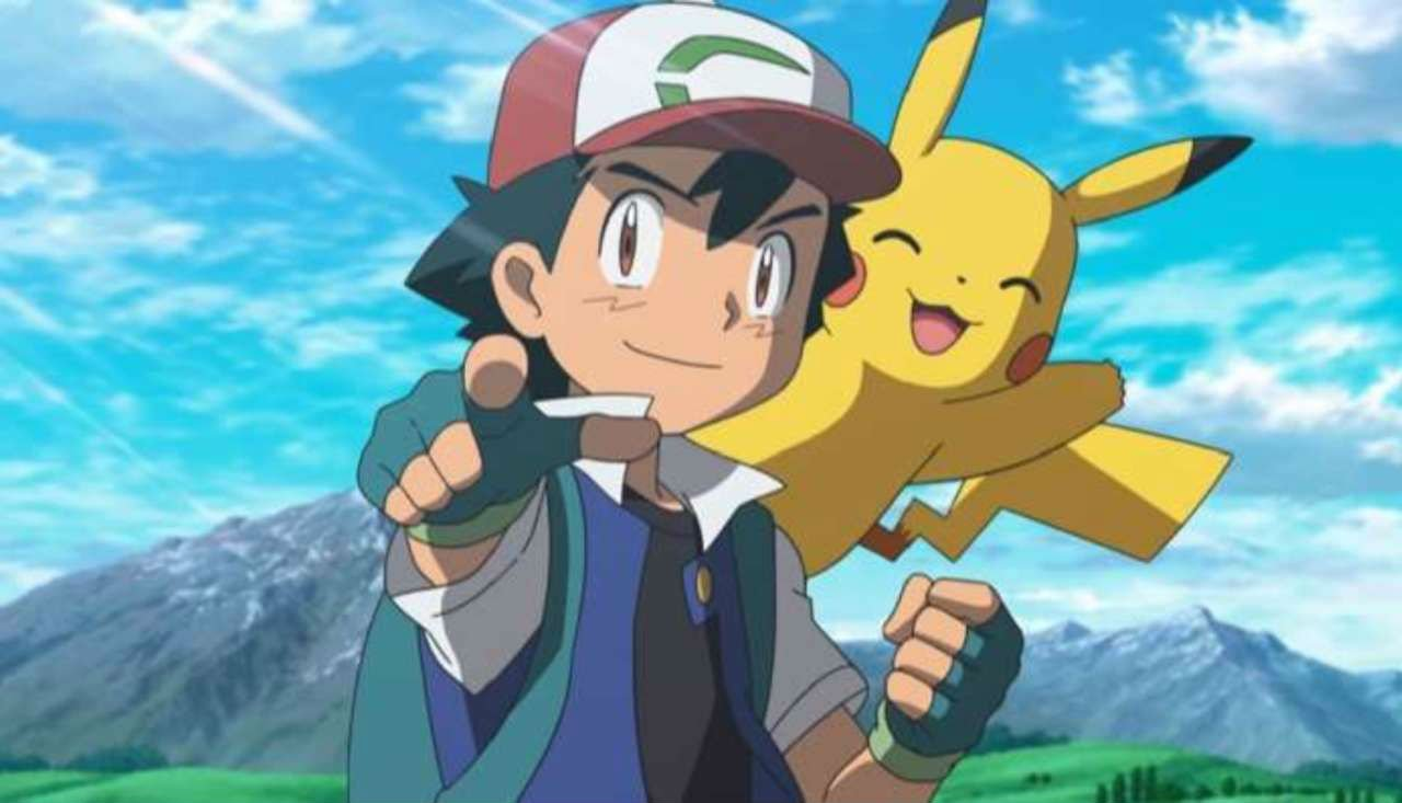 Image result for ash ketchum
