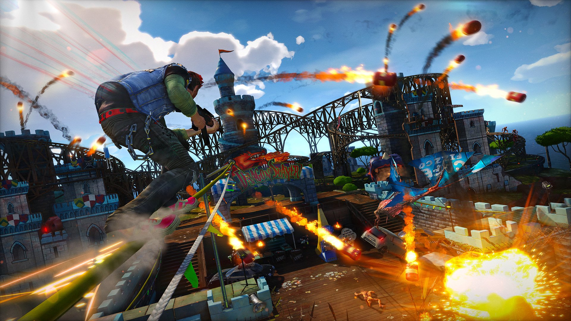Sony owns Sunset Overdrive now