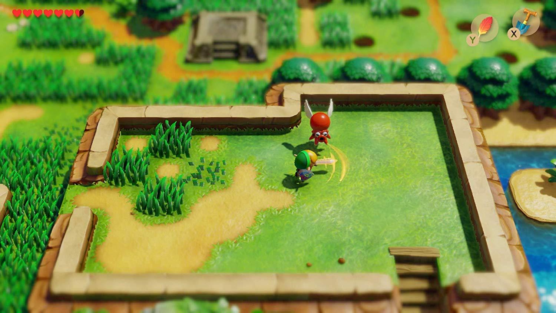 Nintendo Download: Zelda: Link's Awakening screenshot