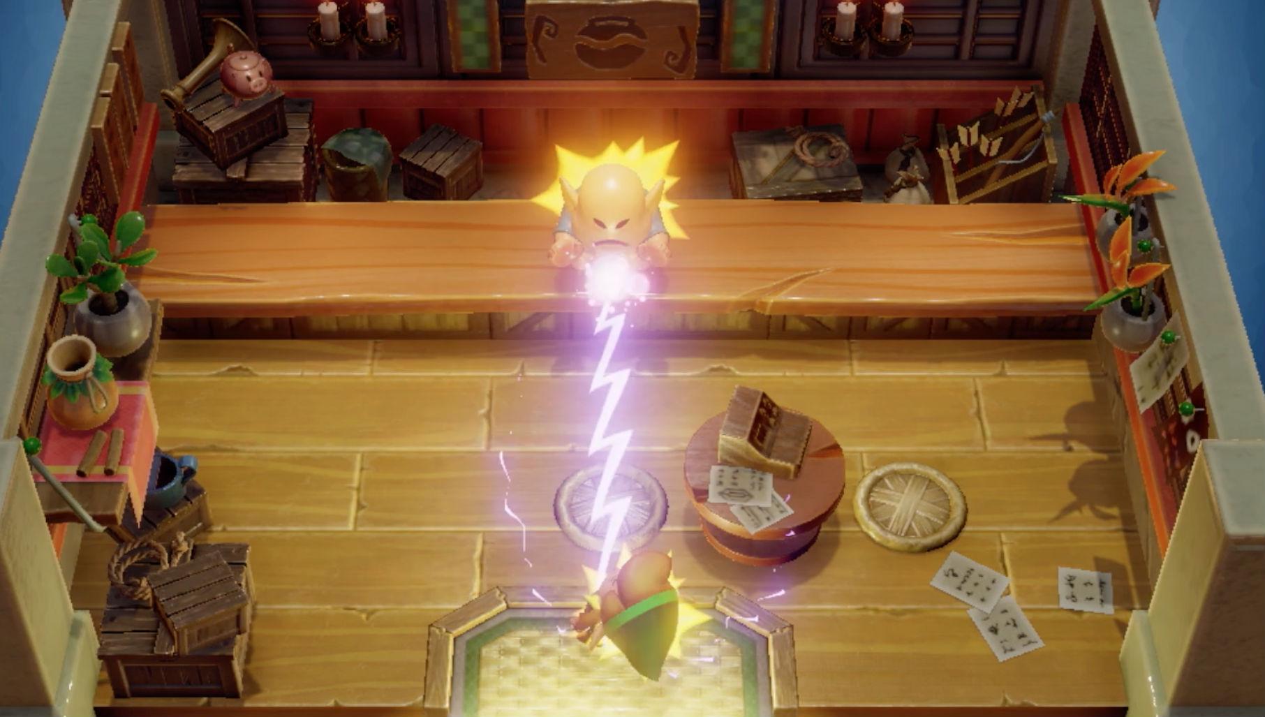 The Legend Of Zelda Link S Awakening Switch Video Review