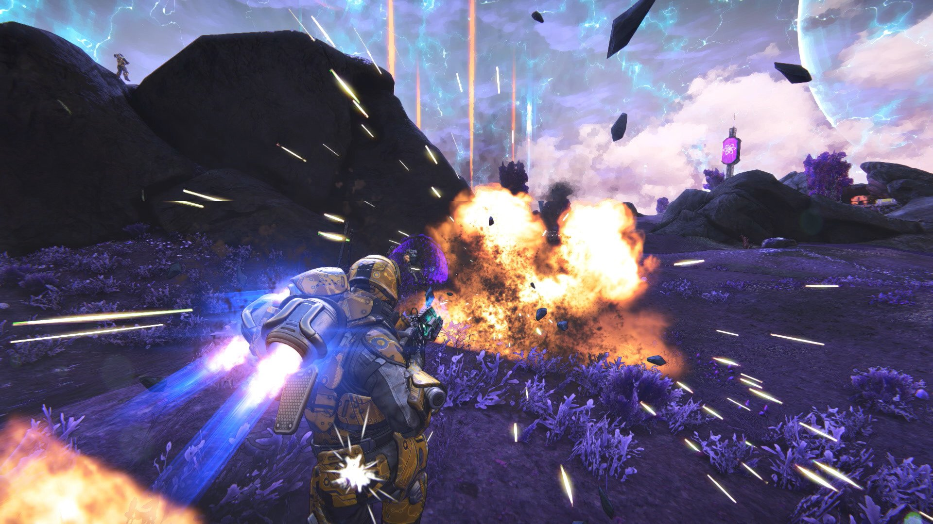 Contest: Get into the action with these PlanetSide Arena: Recruit Edition keys screenshot