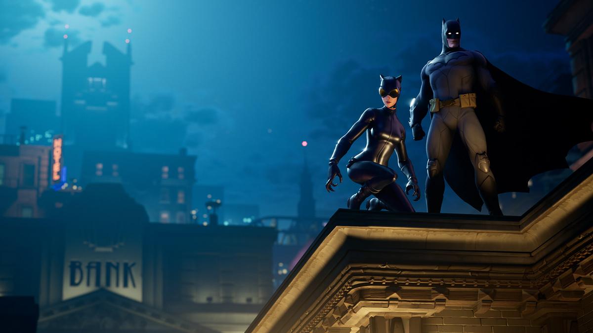 Every game should have a Batman skin screenshot