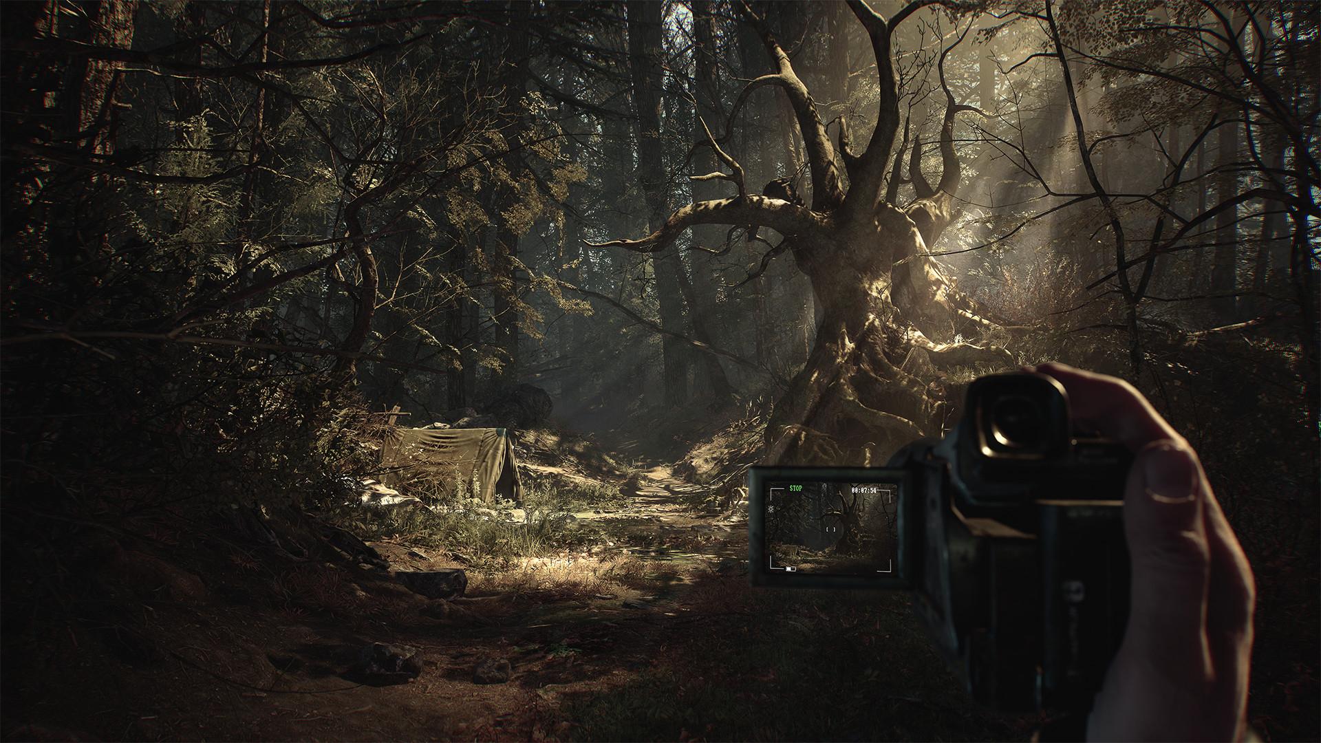 Review: Blair Witch screenshot