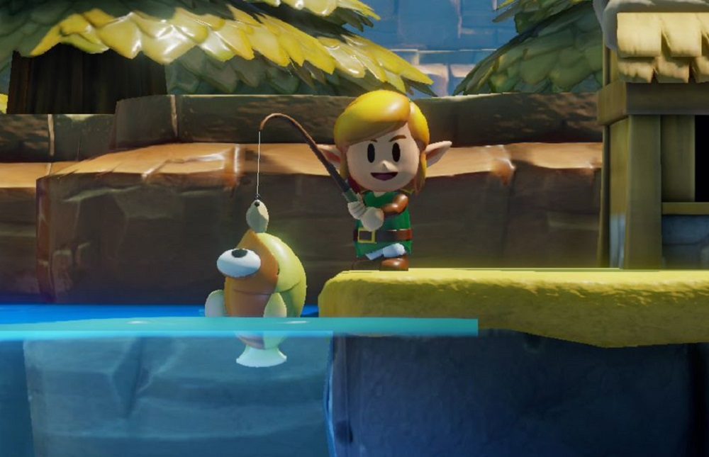 The Legend of Zelda: Link's Awakening tops the UK Charts screenshot