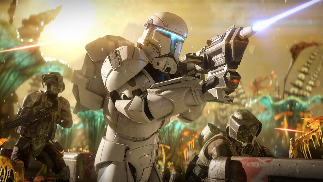 Sick of PvP? Star Wars Battlefront II has two new modes for you screenshot
