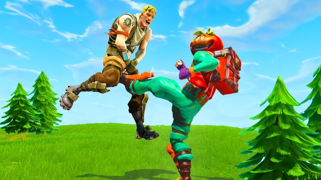 Fortnite is adding bots for lower-level players screenshot