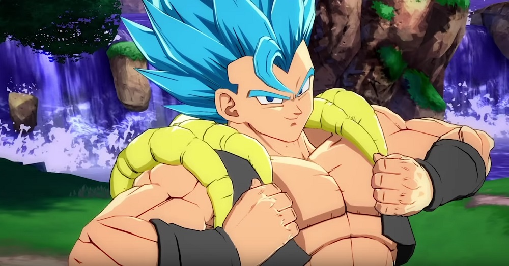 Behold the ultimate fusion in Gogeta trailer for Dragon Ball FighterZ screenshot