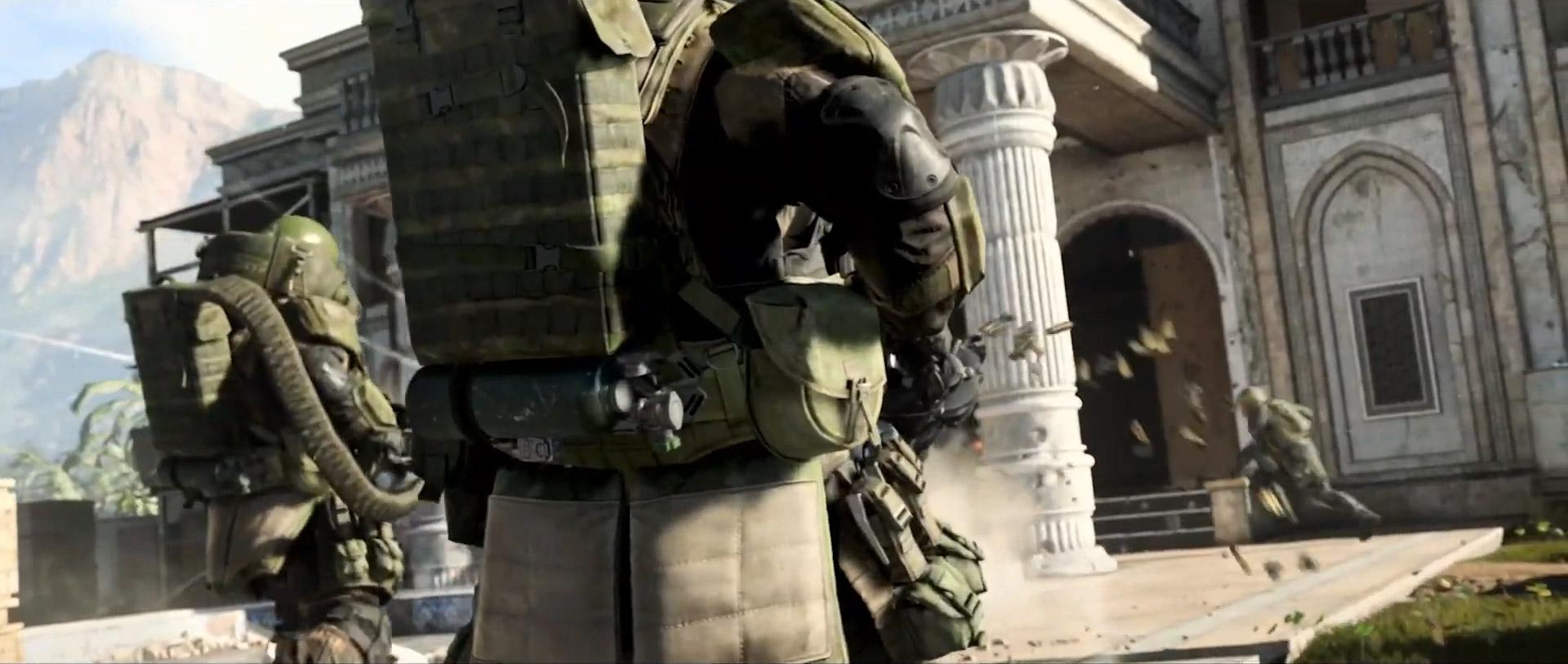 Call of Duty: Modern Warfare has a PS4-exclusive Survival Ops mode screenshot