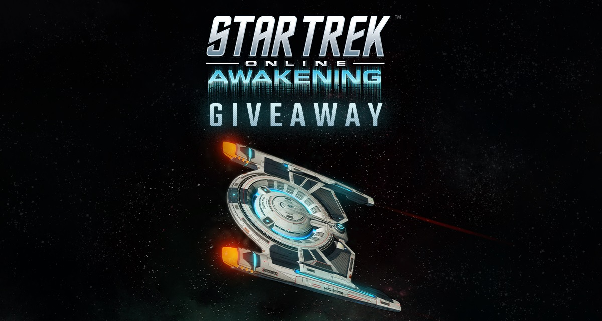Giveaway: Take home an Intel Science Bundle for Star Trek Online's new update, Awakening screenshot