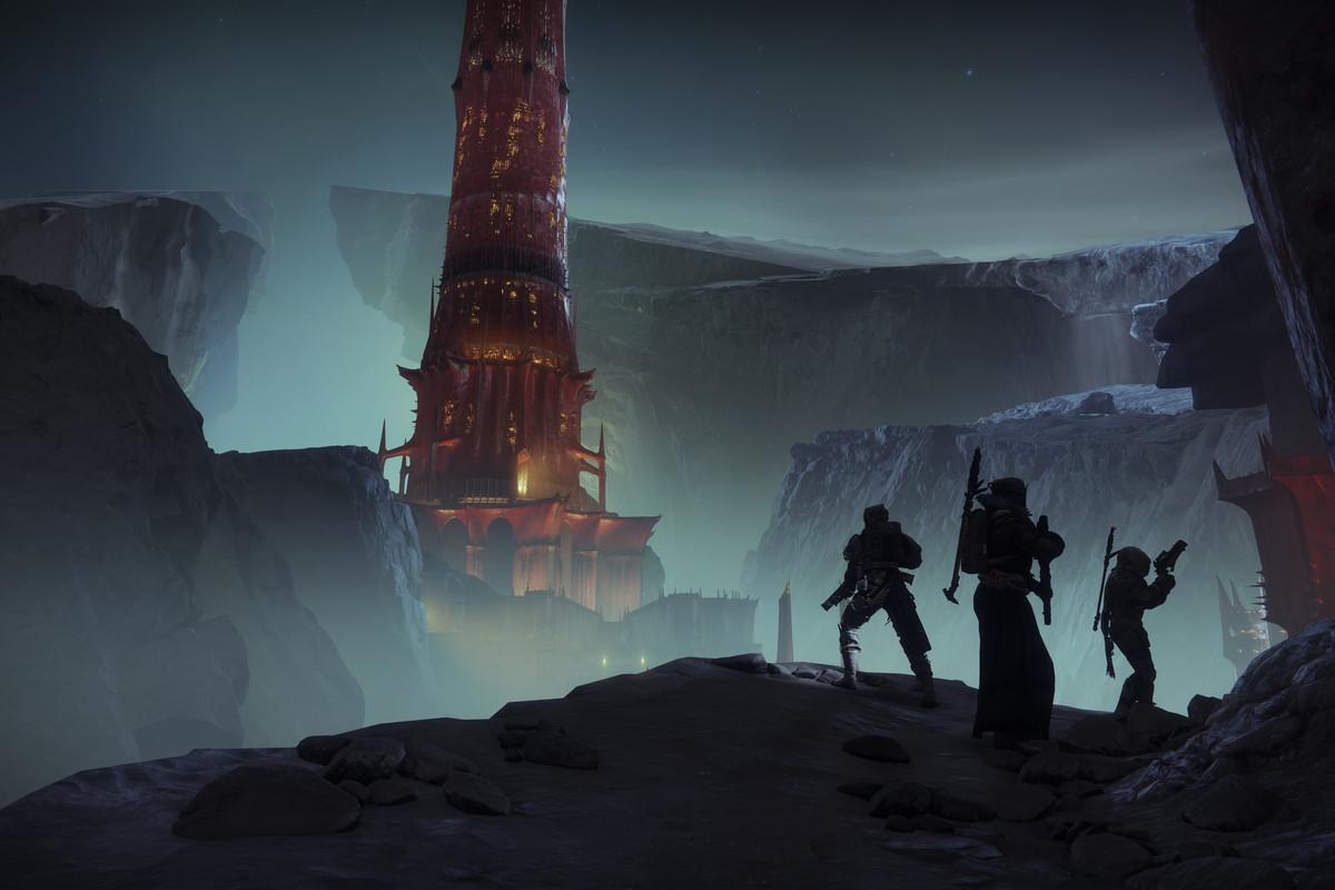 Review in Progress: Destiny 2: Shadowkeep screenshot