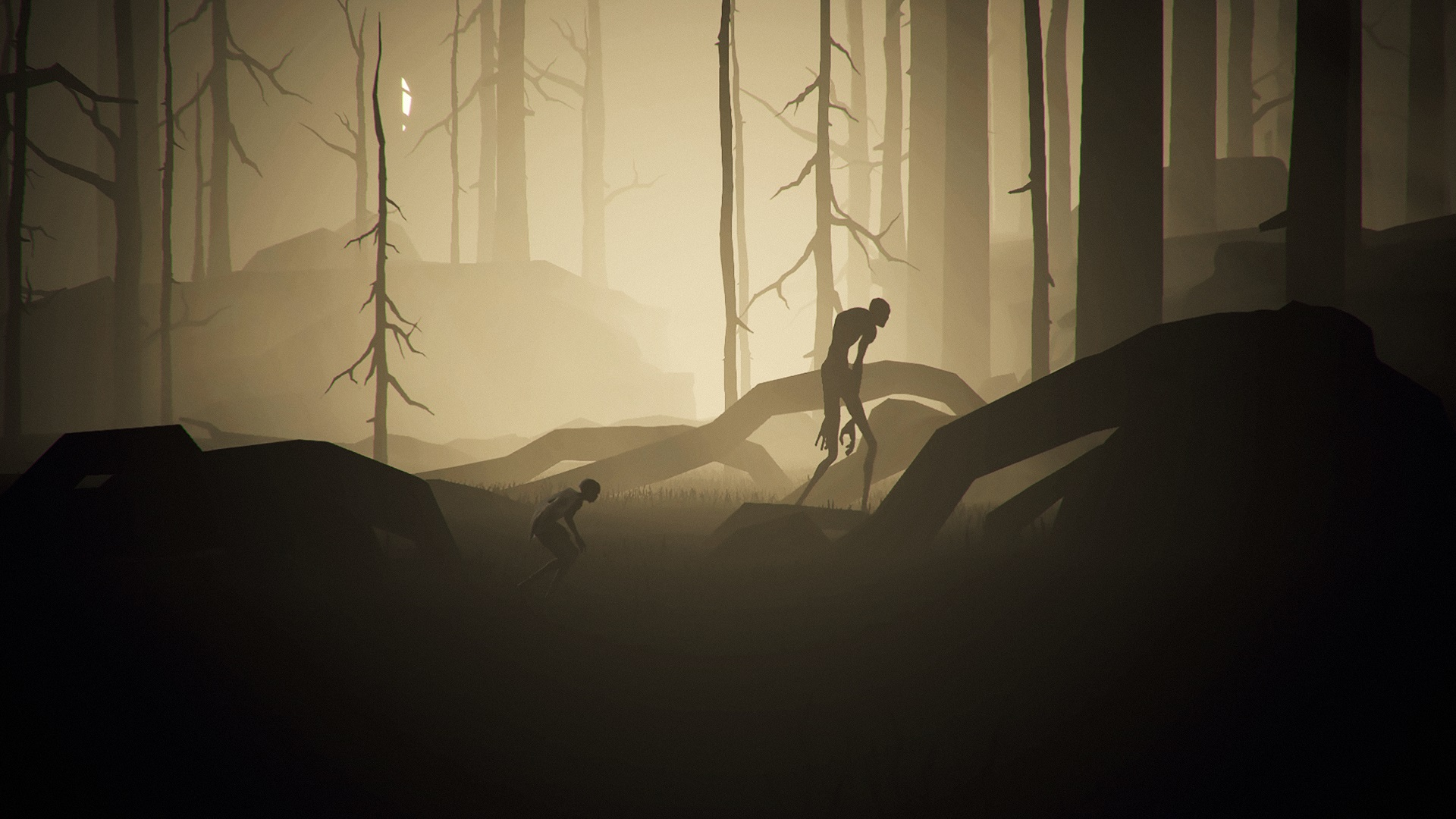 Take a look inside Stela, the creepy Inside-like cinematic platformer that's out next month screenshot