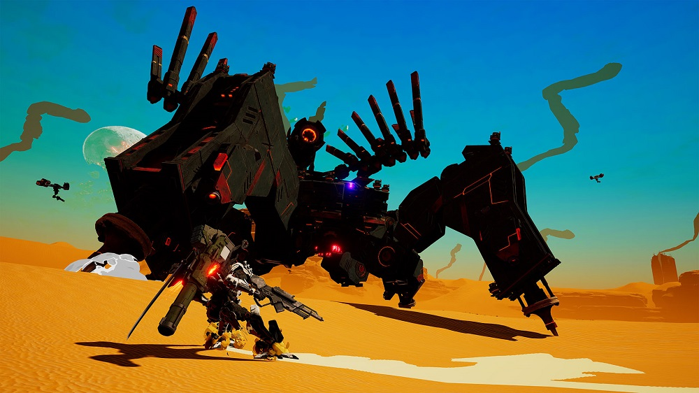 Daemon x Machina to receive new 'Battle Mode' and other content screenshot