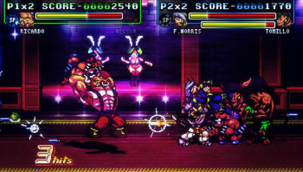 Badass brawler Fight'N Rage out now on Xbox One and Nintendo Switch screenshot