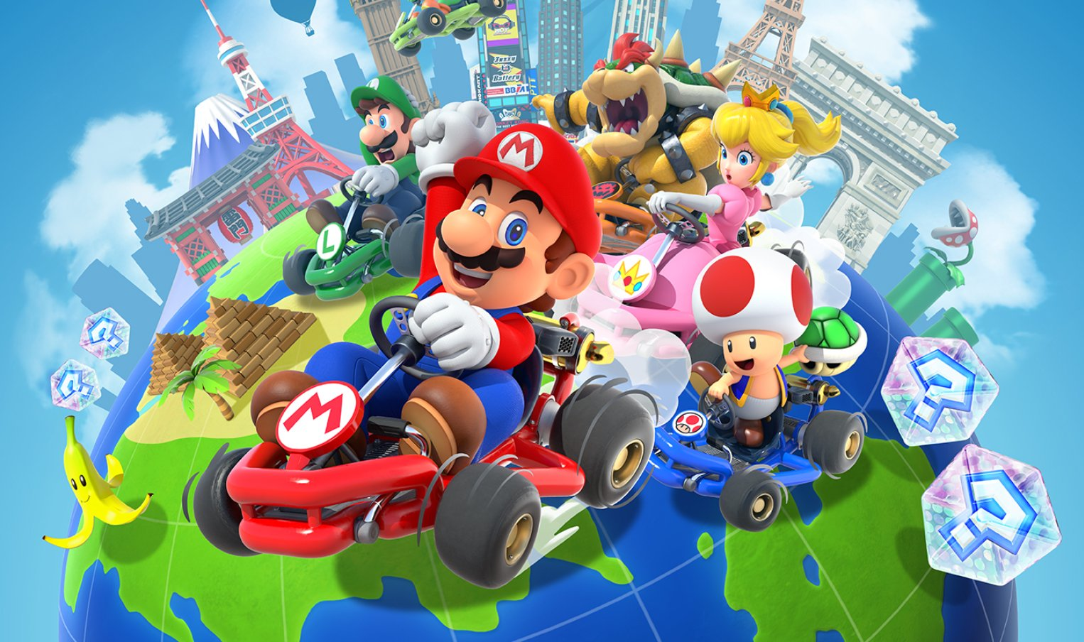 Review: Mario Kart Tour screenshot