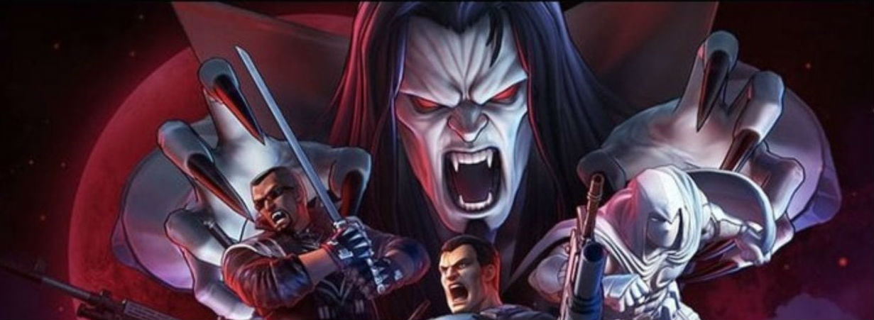 Review: Marvel Ultimate Alliance 3: Curse of the Vampire screenshot
