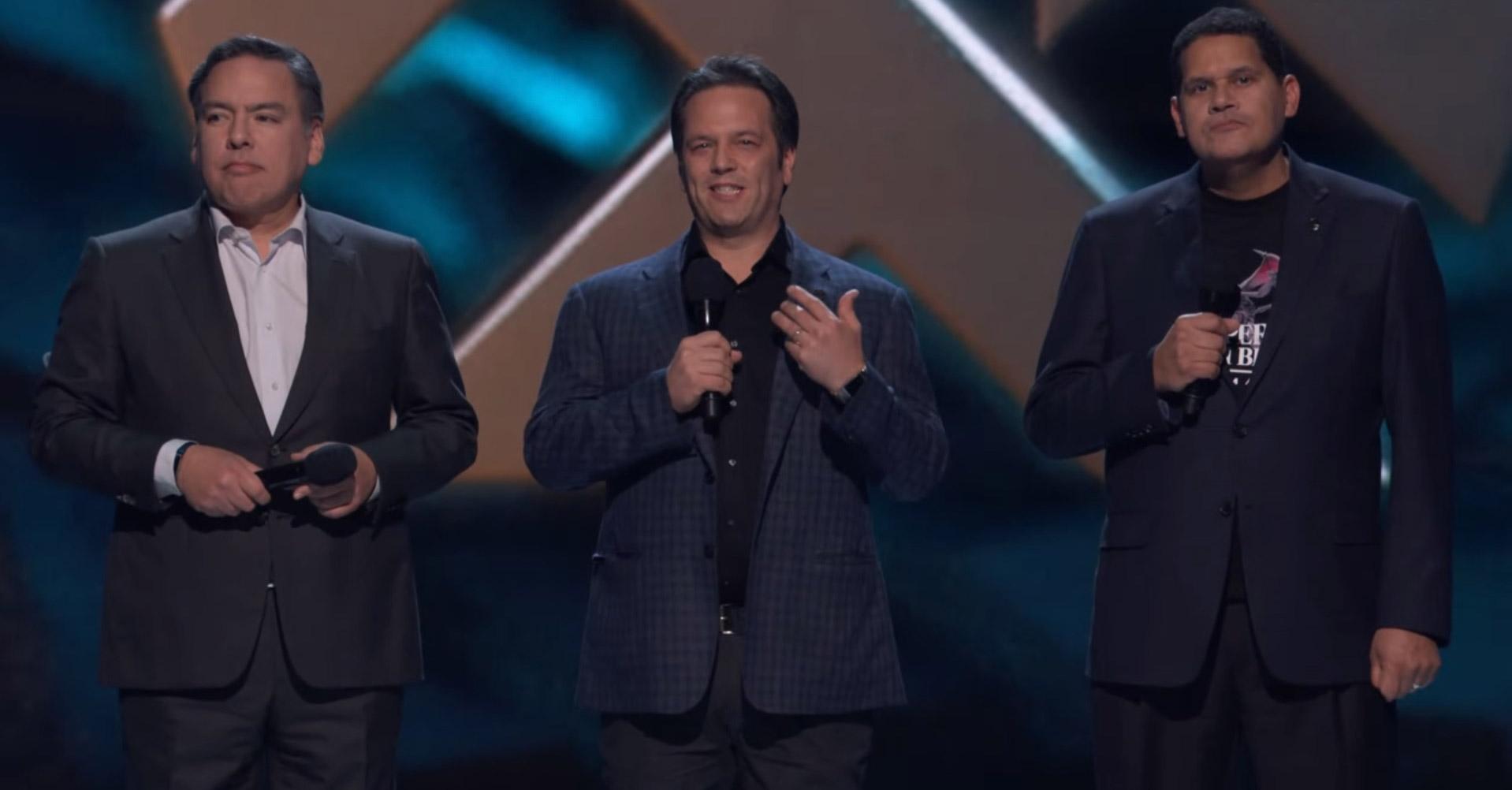 PlayStation's Shawn Layden leaving Sony Worldwide Studios screenshot