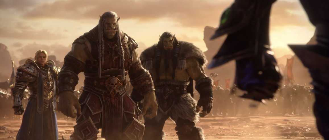 This new World of Warcraft video turns all the shorts into a brief film screenshot