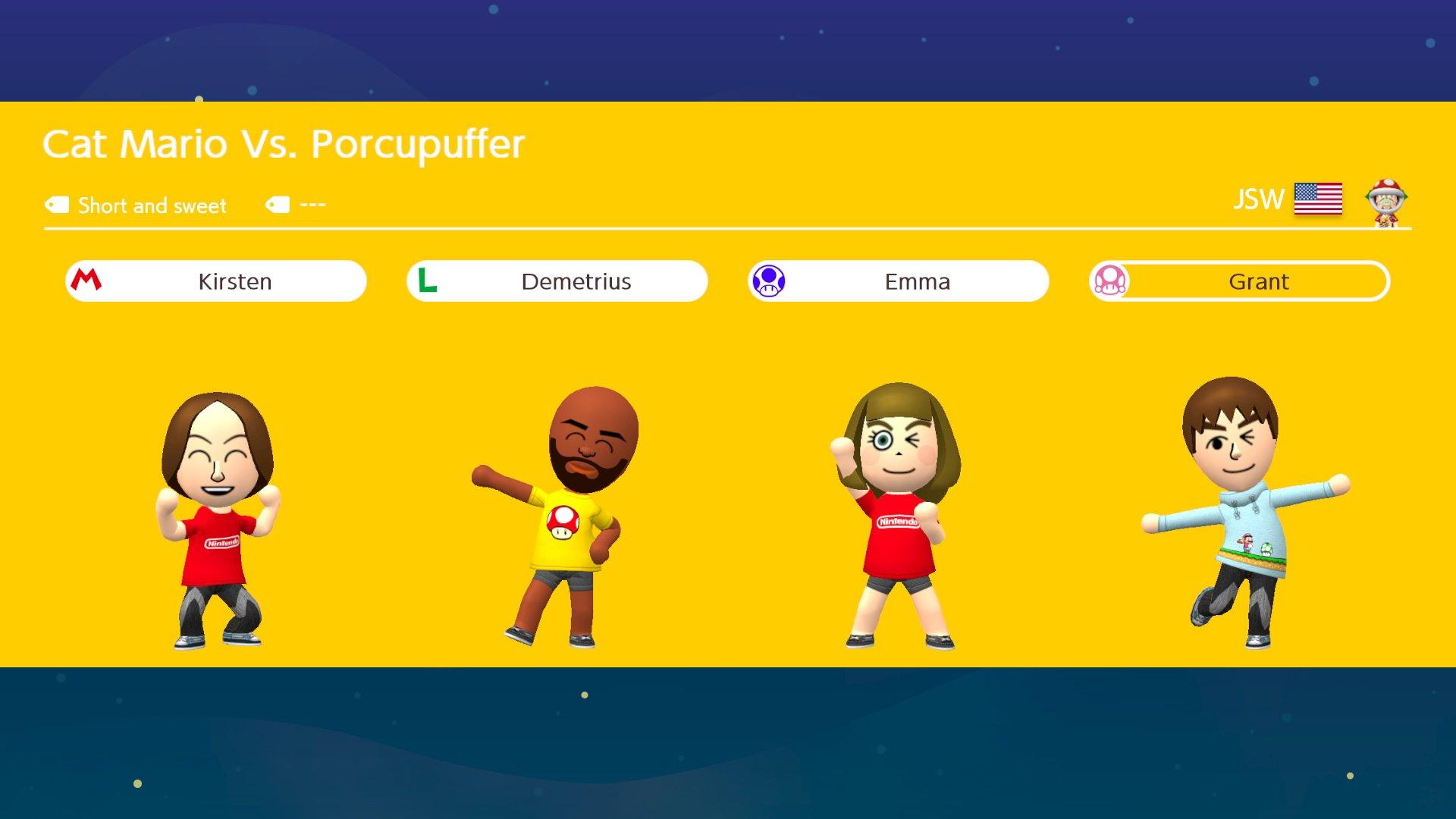 Three months after launch, Super Mario Maker 2 gets online play screenshot