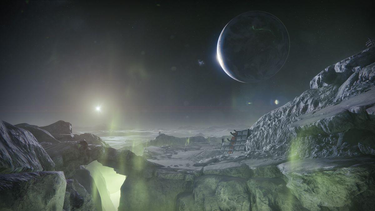 Destiny 2 Shadowkeep Concept Art
