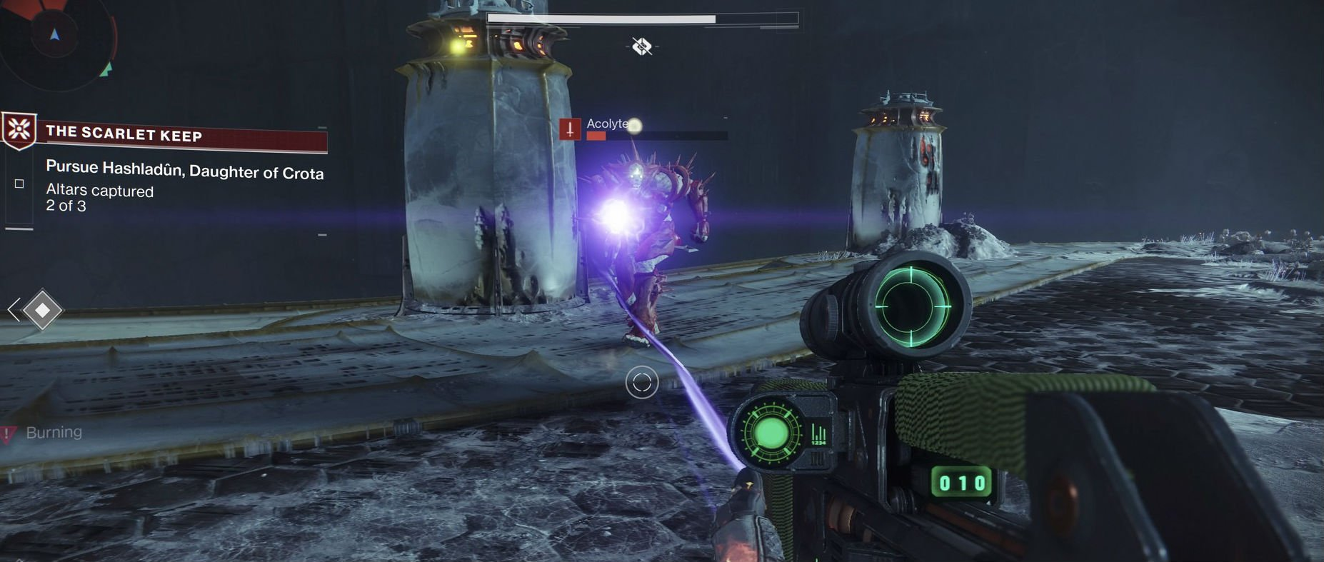 Destiny 2 guide: how to perform the new finisher moves screenshot