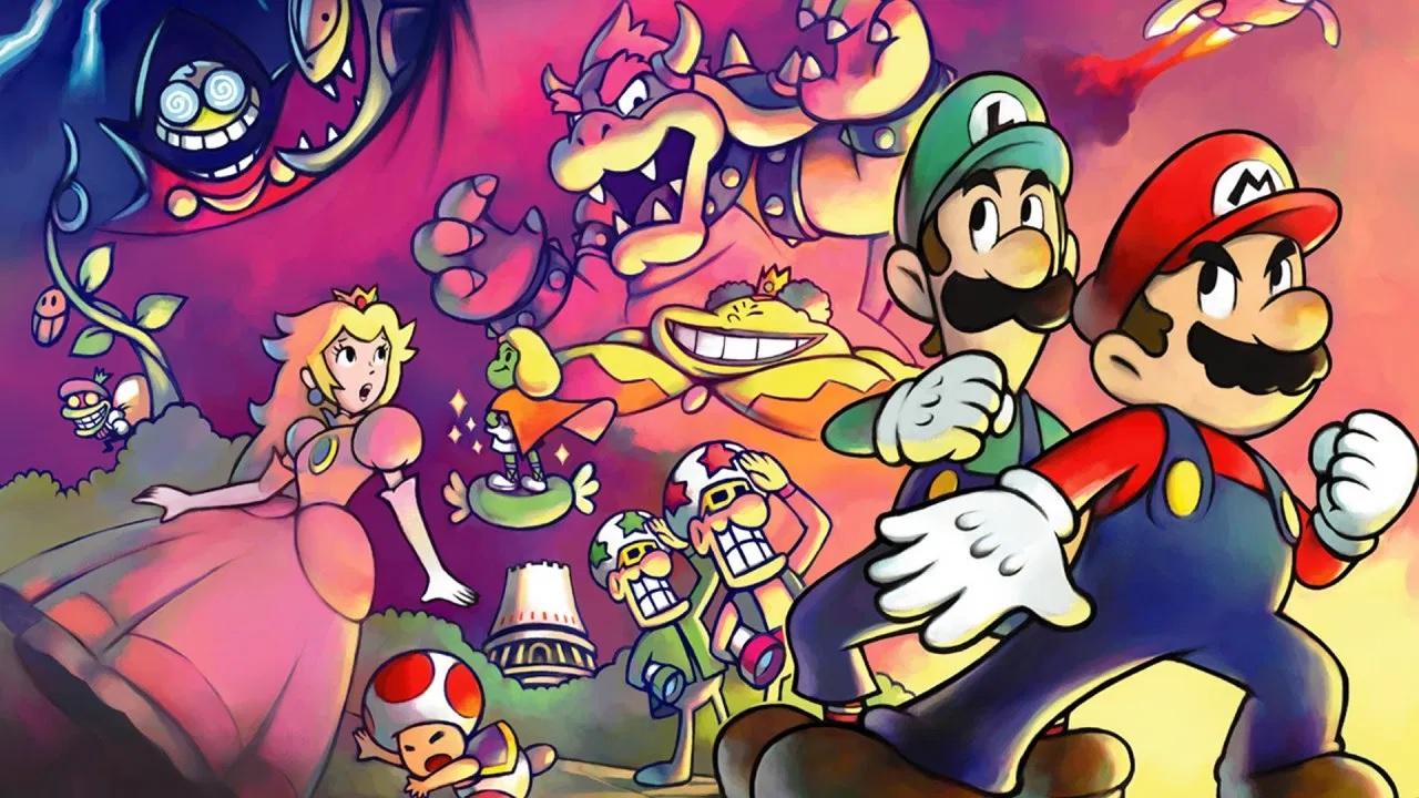 Mario & Luigi dev AlphaDream files for bankruptcy screenshot