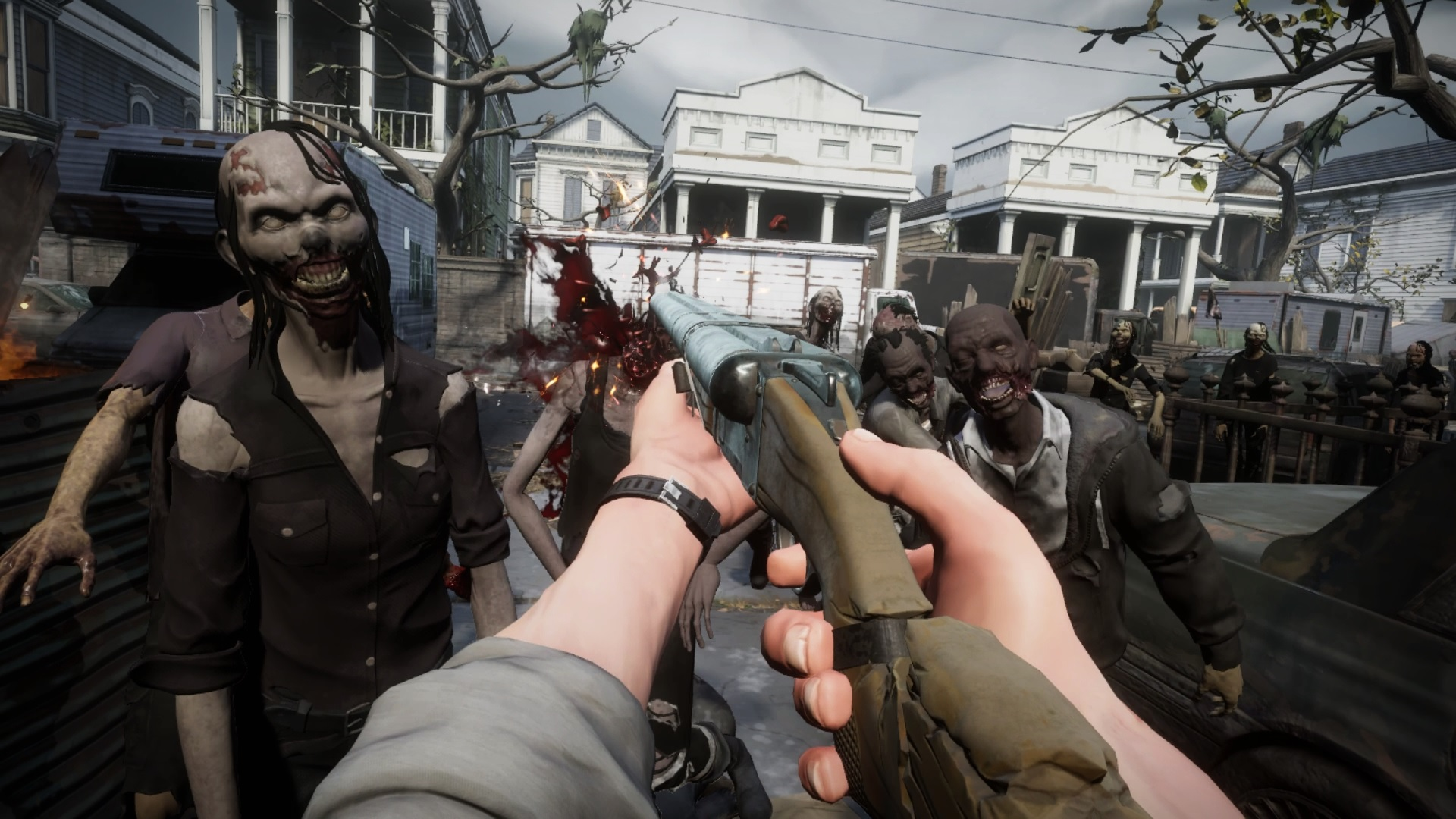 Skybound unveils The Walking Dead: Saints & Sinners, a new VR experience screenshot