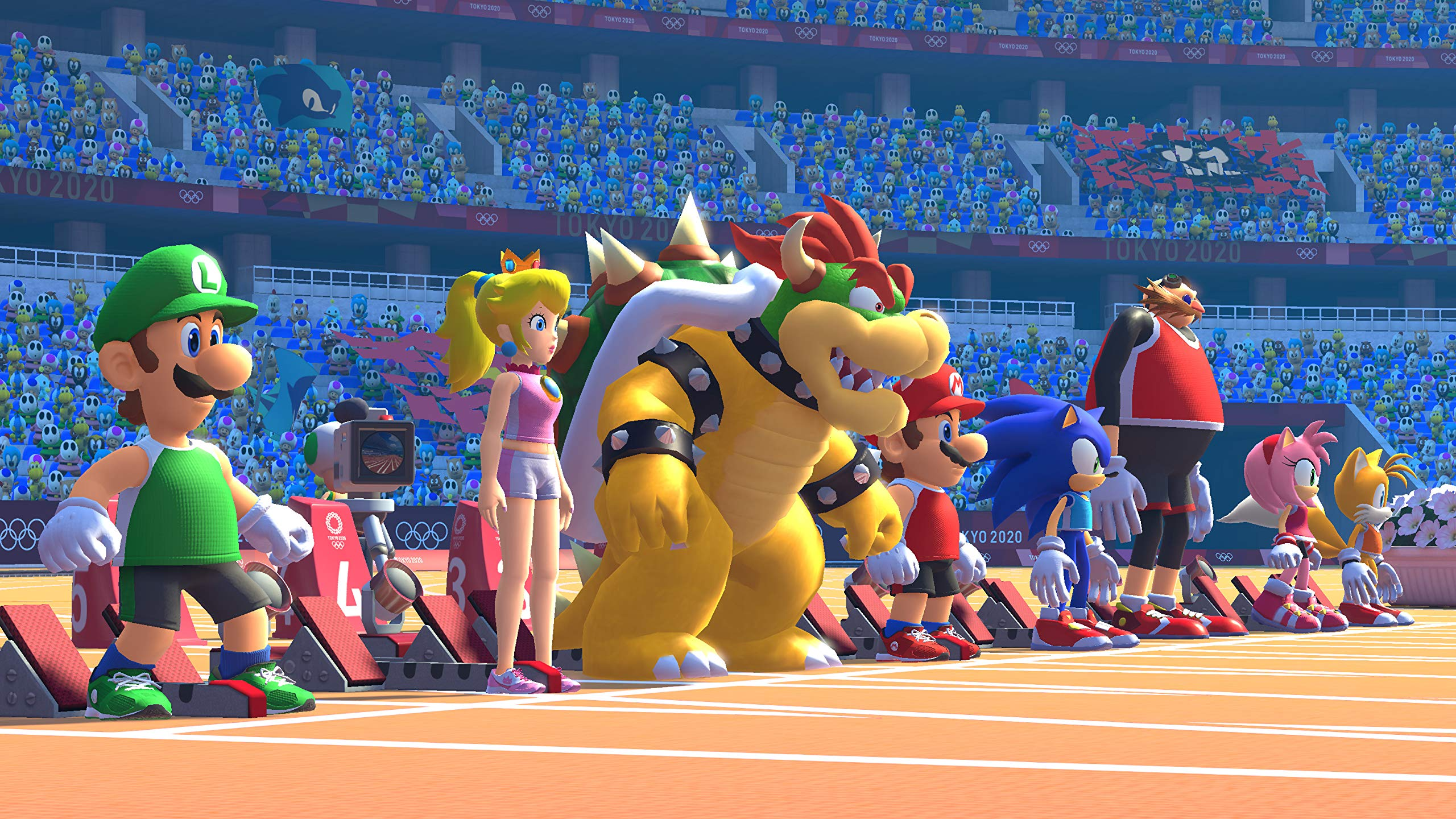 Review: Mario & Sonic at the Olympic Games Tokyo 2020 screenshot