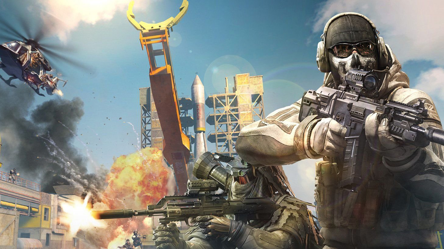 Review: Call of Duty: Mobile screenshot