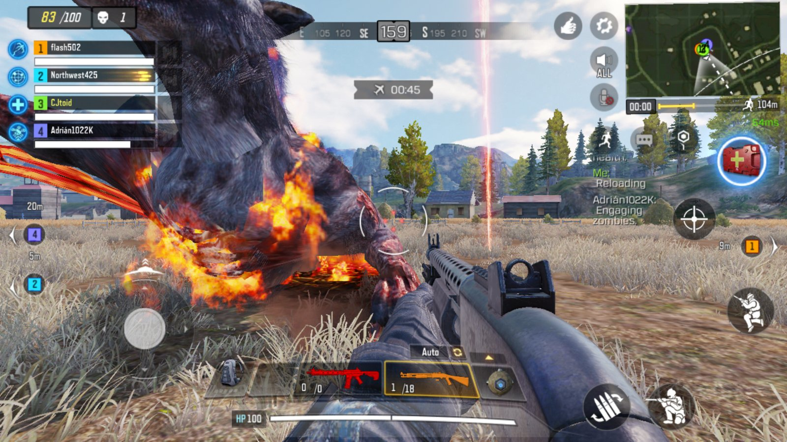 Call of Duty: Mobile breaks download record with staggering player count