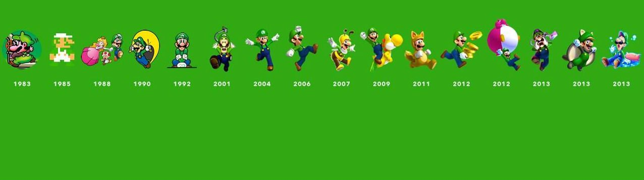 Remember the Year of Luigi? Well it's back...in month form screenshot