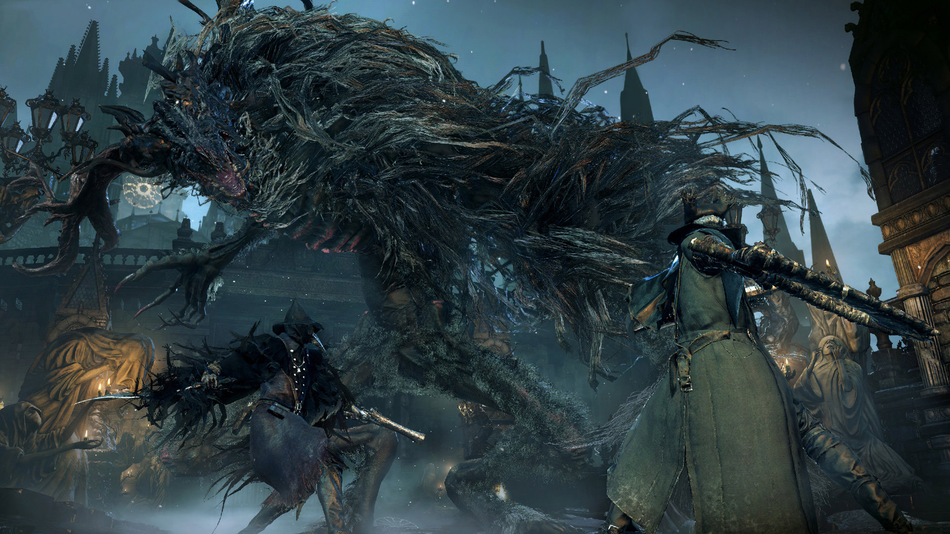 Bloodborne is getting livelier with another Return to Yharnam event screenshot