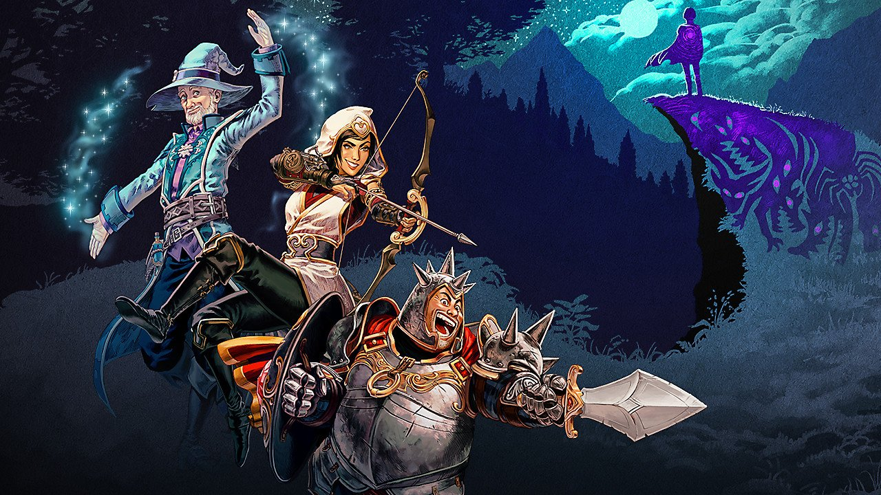 Review: Trine 4: The Nightmare Prince screenshot