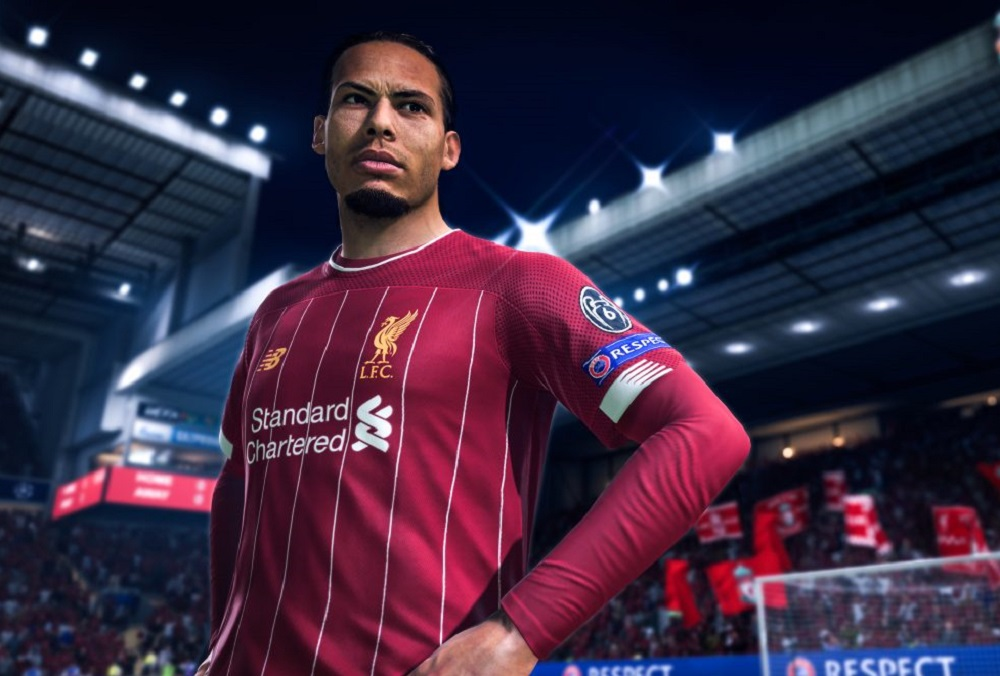 FIFA 20 holds the top spot in the UK Charts, but EA accidentally leaks players' private data screenshot