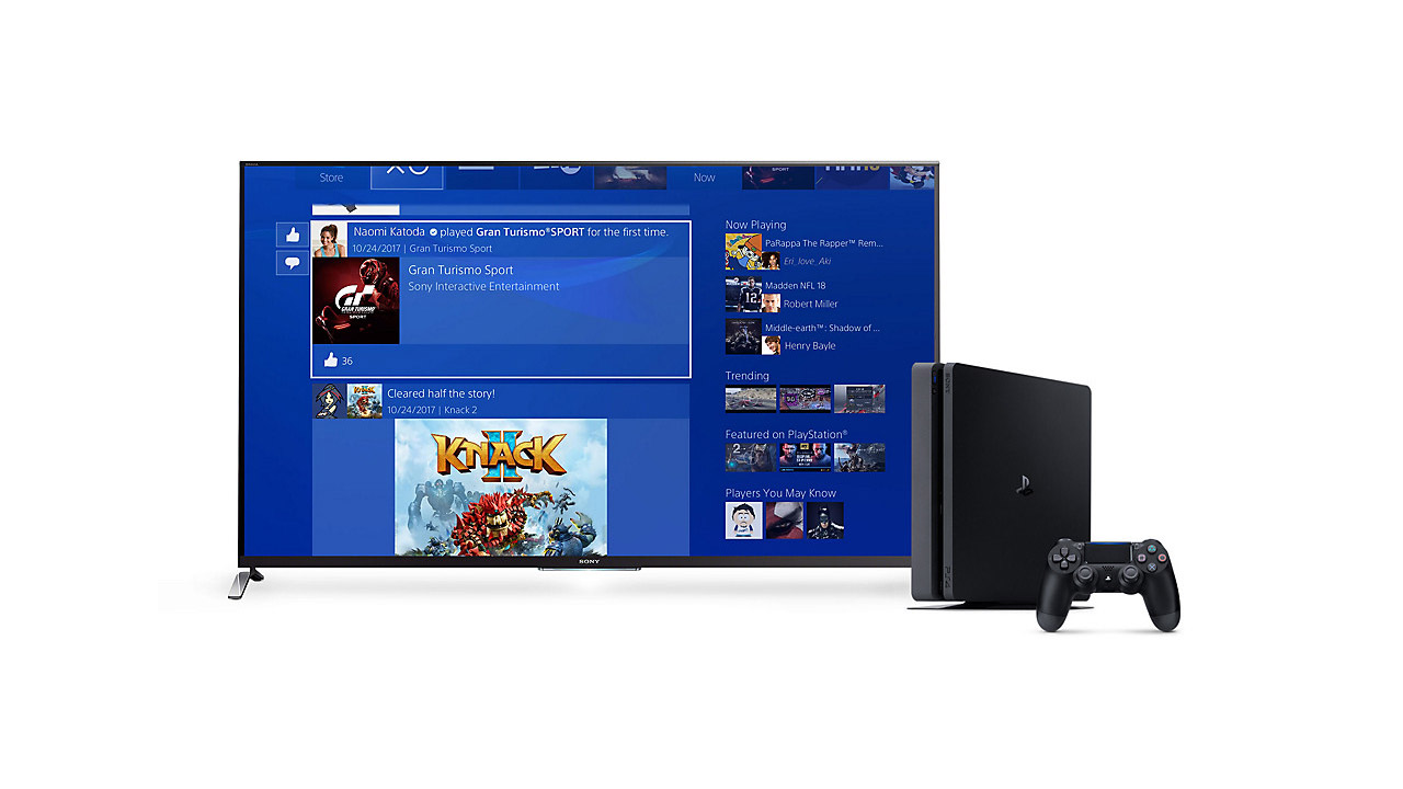 You can no longer share PS4 screens or videos to Facebook