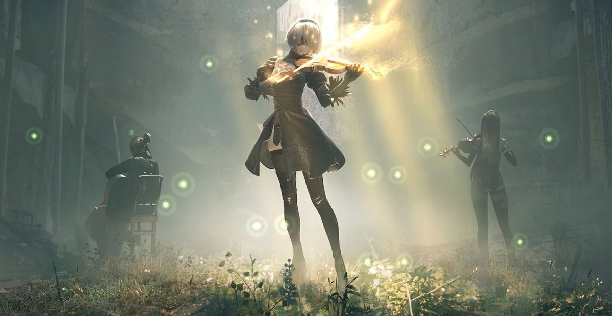 NieR live orchestra shows coming west screenshot