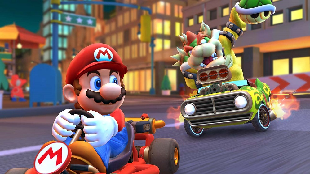 The maligned Mario Kart Tour pulls into Tokyo later today screenshot