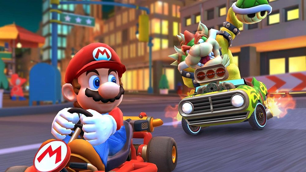 The Maligned Mario Kart Tour Pulls Into Tokyo Later Today