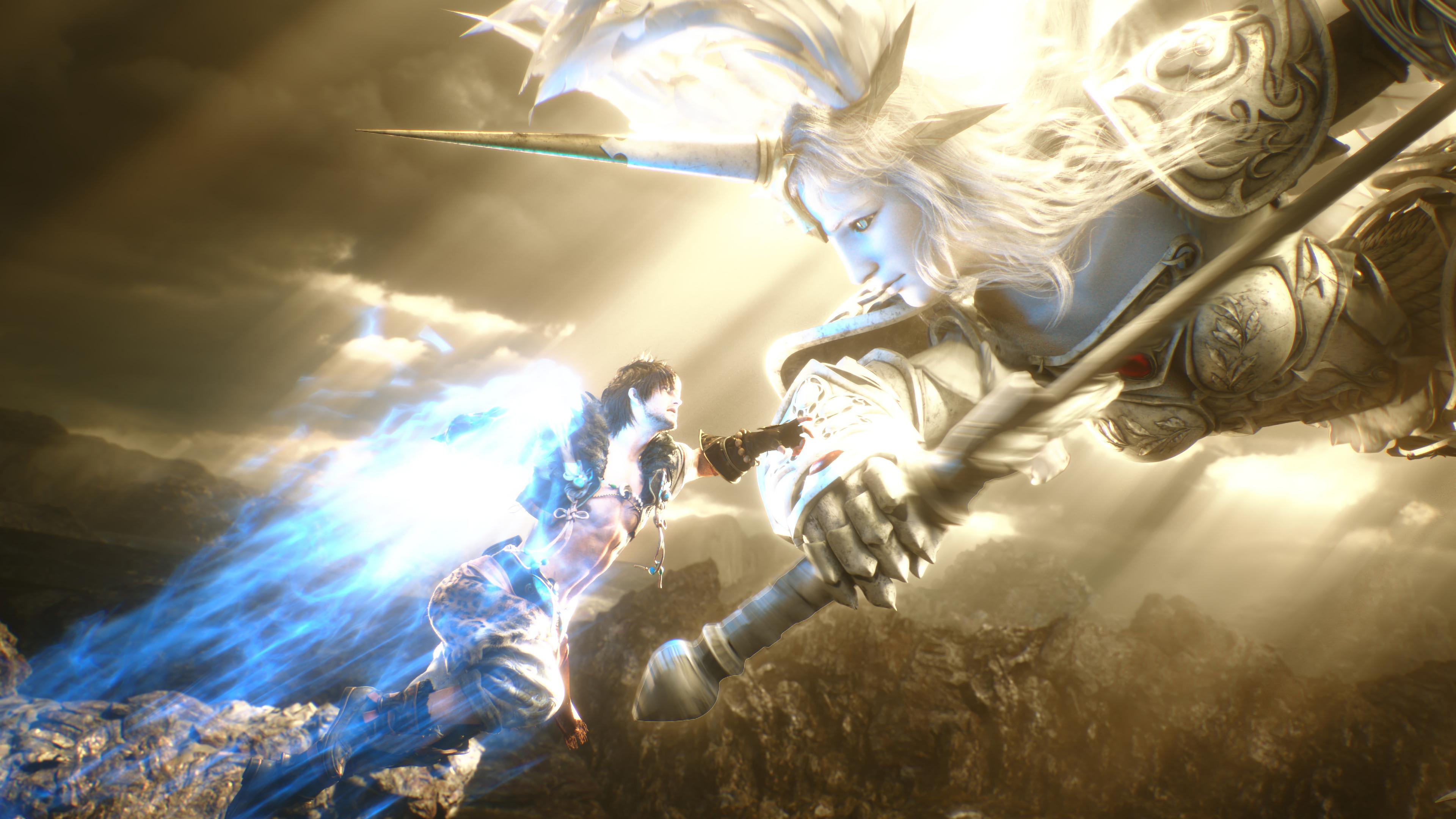 The next big dump of Final Fantasy XIV news is coming on October 18 screenshot
