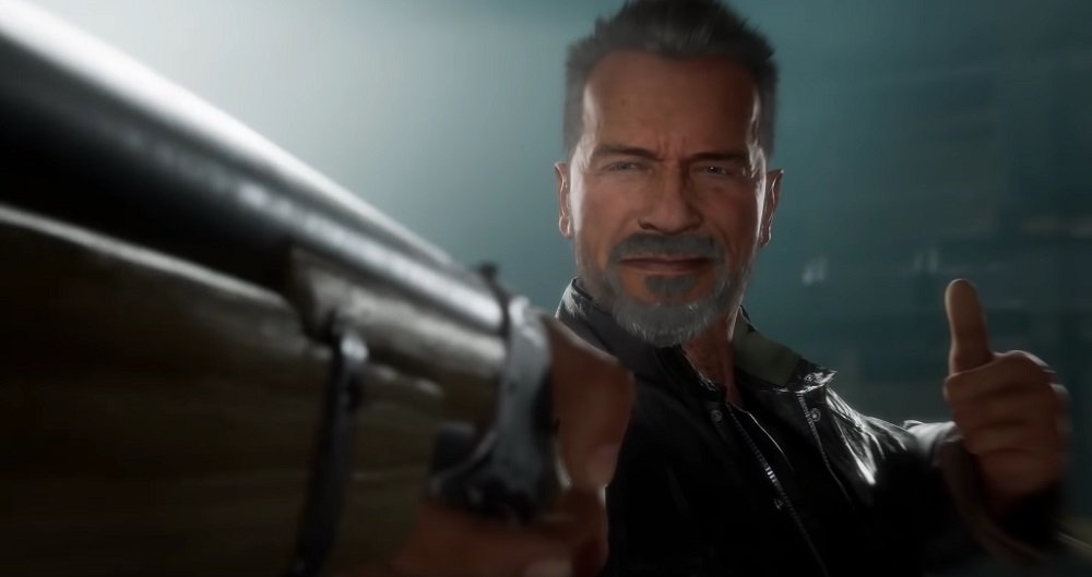 Terminator is available today in Mortal Kombat 11 for Kombat Pass owners screenshot