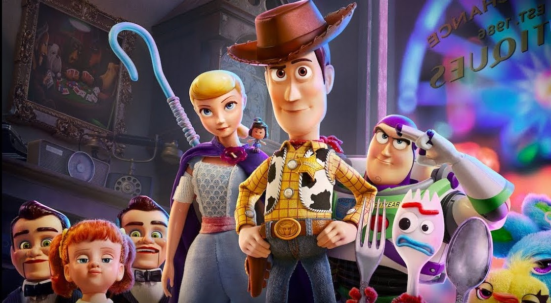 Contest: Give your Woody a Buzz with a Blu-ray copy of Toy Story 4 screenshot