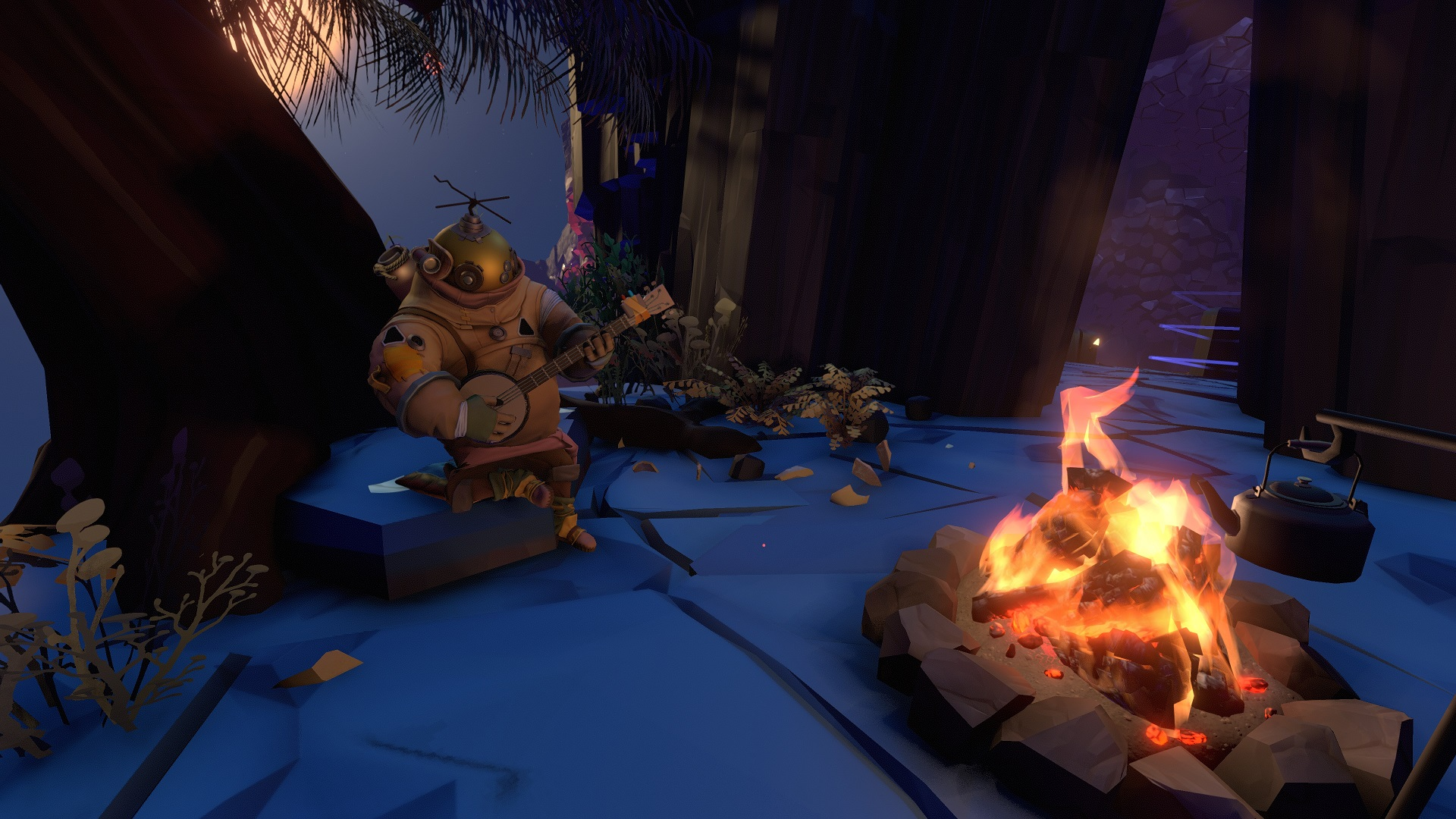 PlayStation 4 players get to explore the Outer Wilds next week screenshot