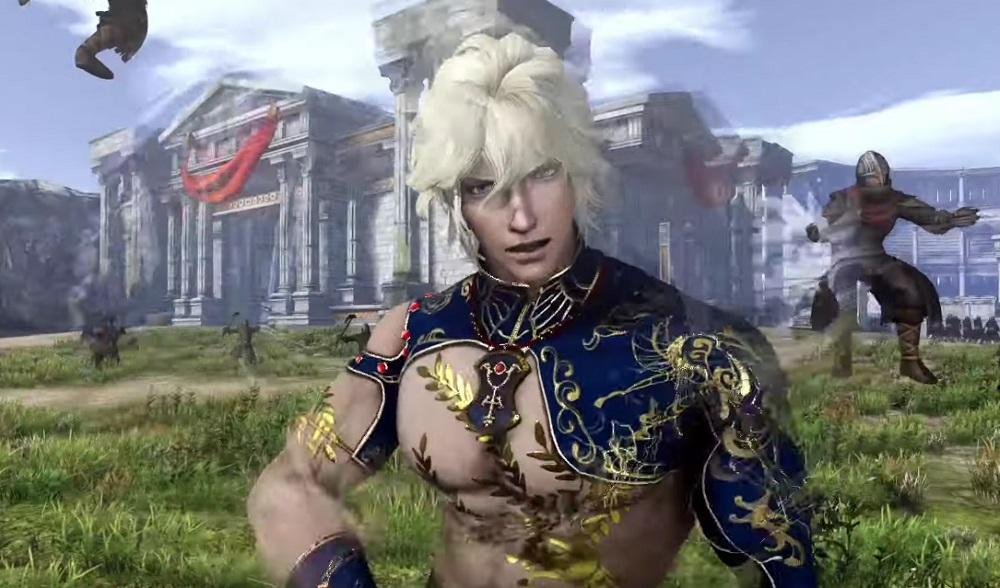 Hades is looking kinda fly in Warriors Orochi 4 Ultimate screenshot