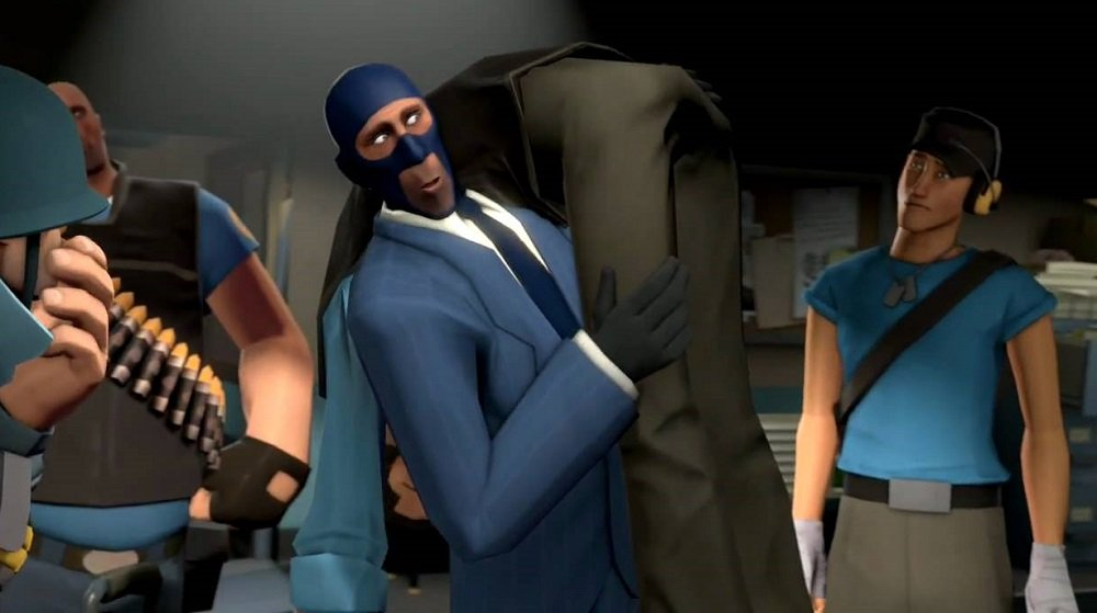 Man charged with wheelie bin-assisted thefts from Valve office screenshot