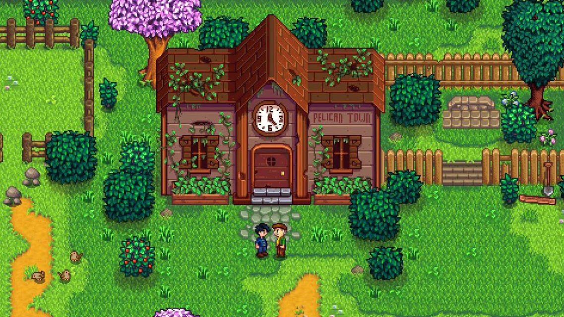 Stardew Valley creator calls upcoming version 1.4 the 'everything update,' aims to add massive changes throughout the game screenshot