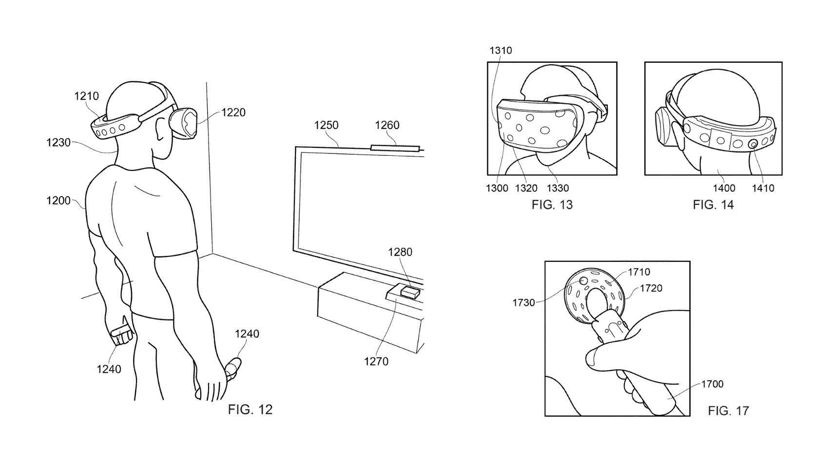 PlayStation VR patent suggests the new PS5 VR headset will be wireless screenshot
