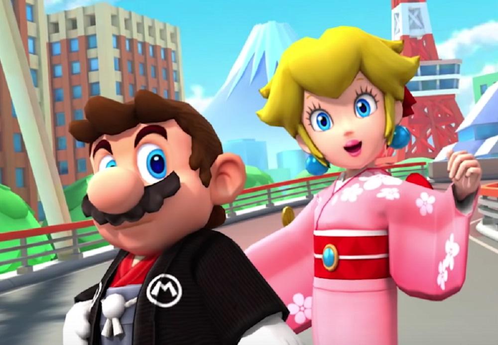 Mario Kart Tour Tokyo Event Adds Rosalina Lakita Wario But