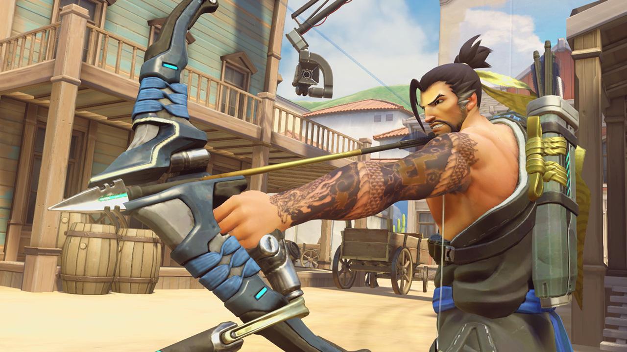 Nintendo Download: Overwatch screenshot