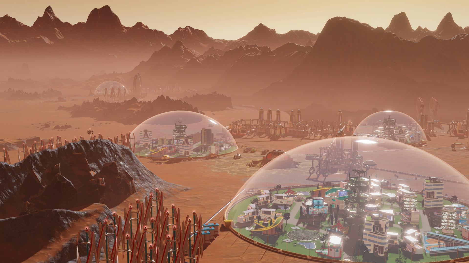 Surviving Mars is free on Epic now, Alan Wake's American Nightmare is free next week screenshot