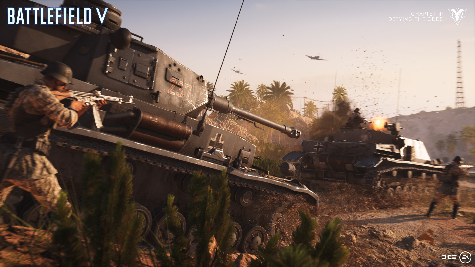 Play Battlefield V for free on Origin while it lasts screenshot