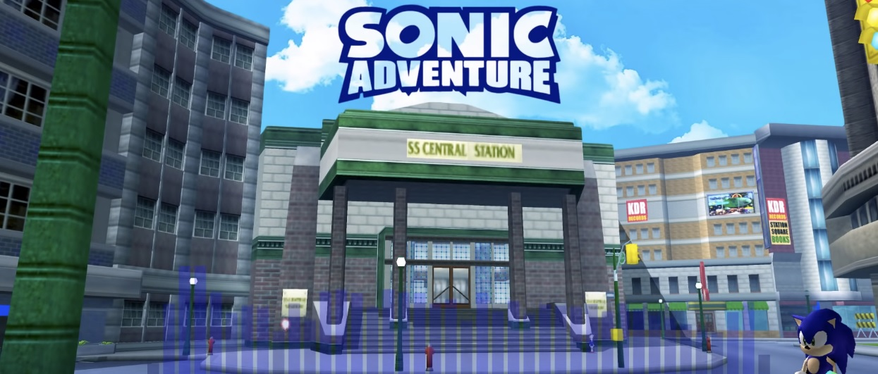 Sega is remixing old Sonic Adventure music, so people think a remake is coming screenshot